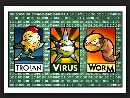 Image result for Virus komputer