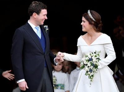 Royal Wedding Mishap During Princess Eugenie's Wedding