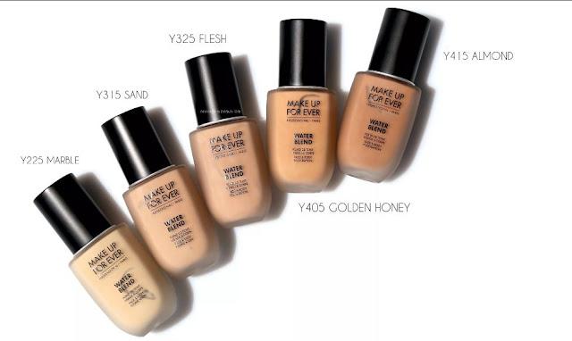 Make Up For Ever Blend Foundation