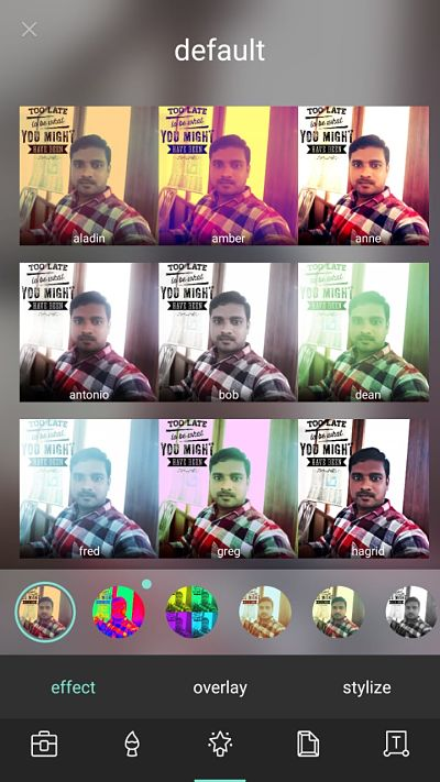 Photo Editor App for Android
