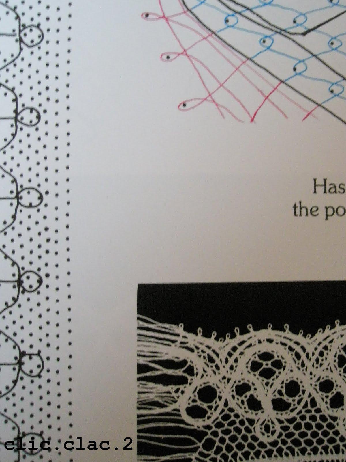 100 traditional bobbin lace patterns