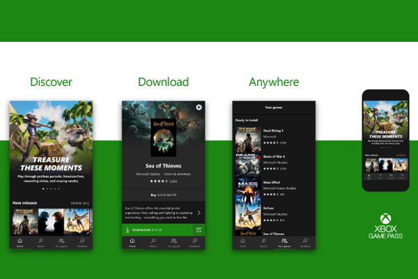 Gamescom 2018: Microsoft launches Xbox Game Pass app for Android and iOS