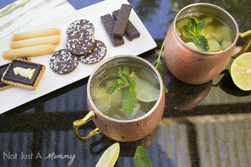 3 Boozy Floats Perfect For Summer; Moscow Mule Floats