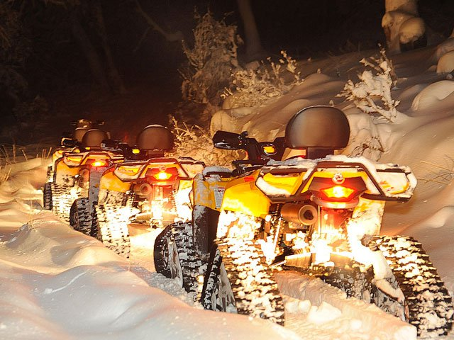 Passeio Noite Nórdica em Bariloche