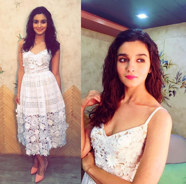 Spotted: Alia Bhatt in INTOTO shoes