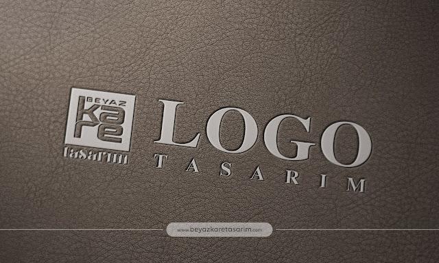 3D logo tasarımı derimetal