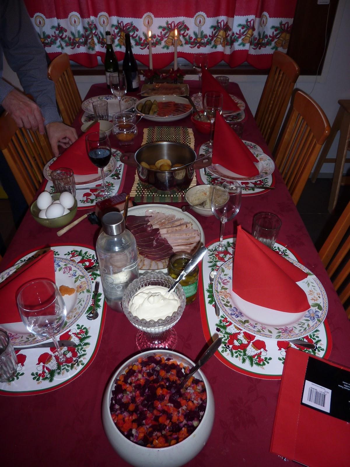Weihnachtsessen Finnland.Auf Nach Finnland 2012 13 Weihnachten Christmas