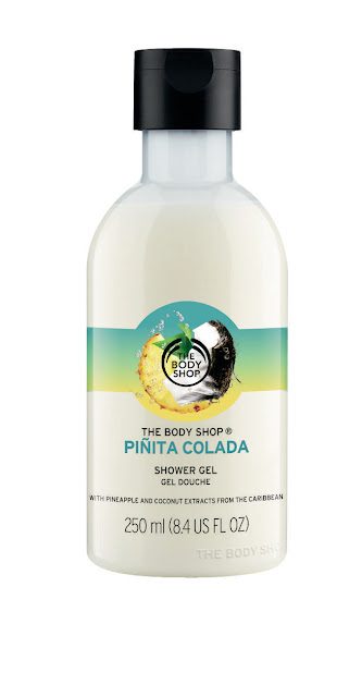 The Body Shop_Pinita Colada Shower Gel 250 ml