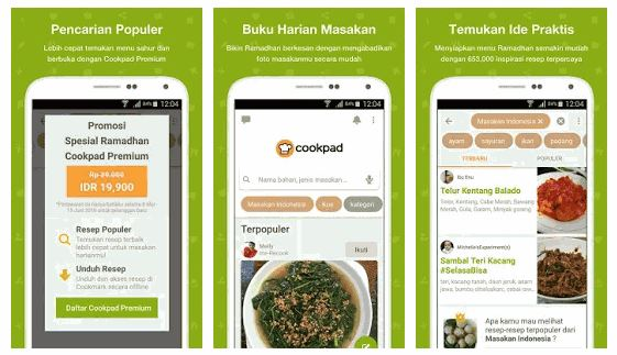 Cookpad Android