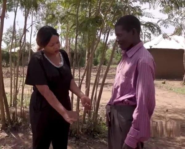 Mwanaume Apoteza Uume wake Baada ya Kujikuna