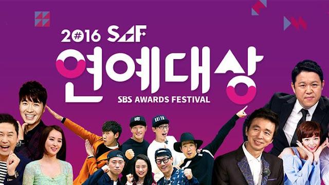 2016 SBS Entertainment Awards 161225