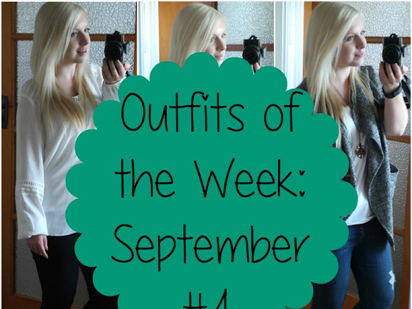 Outfits of the Week: September #4