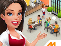 My Cafe Recipes & Stories Mod Apk Unlimited Money 2018.8.4 Updated