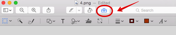 change image to pdf mac