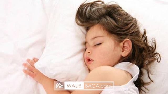 Alasan Ini Jadikan Anak Harus Tidur Siang Tiap Hari! Mengapa Bisa?