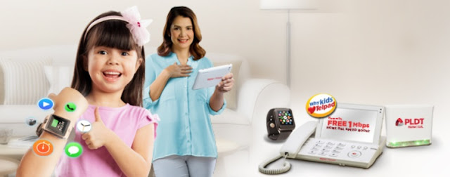 PLDT HOME Now Offers Smart Watch To Telpad Customers