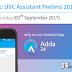 Sunday Challenge Is Live On Adda247 App: Practice Set UIIC Assistant Prelims 2017