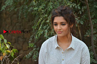 Actress Ritika Singh Stills in Denim Jeans at Sivalinga Movie Press Meet  0014.jpg