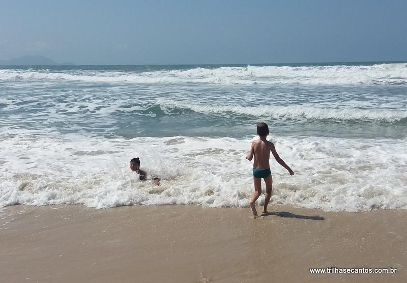 Praia dos Ingleses Florianópolis