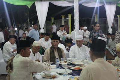 Buka Puasa Bersama Dengan Gubernur Sumatera Utara