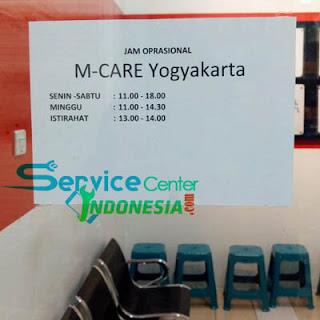 Service Center Infinix di Jogja
