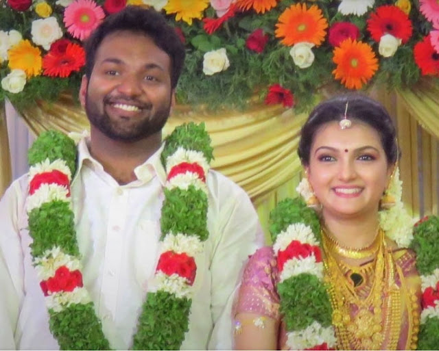 Saranya Marriage Photo