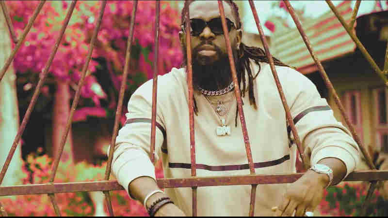 Timaya ft Olamide in hot new banger titled 'Bam Bam' (video&audio)