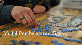 Image result for model pembelajaran jigsaw