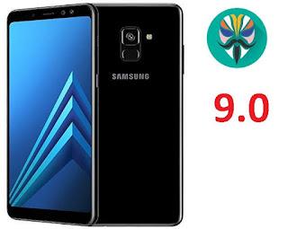 طريقة عمل روت لجهاز Galaxy A8 2018 SM-A530F اصدار 9.0