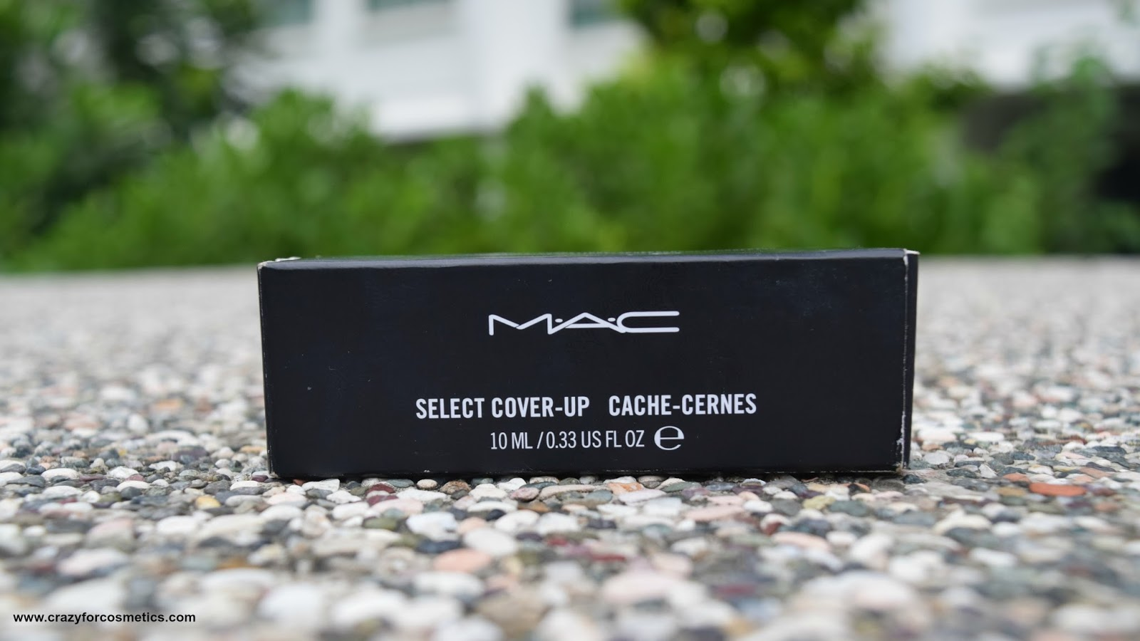 Have you used Mac Select Cover up Concealer? Please rate in the box below