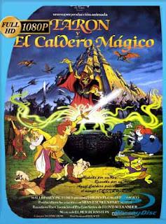 Tarón y el Caldero Mágico [1985]  HD [1080p] Latino [Mega] dizonHD