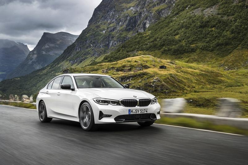 Comparing The Old And The New 3 Series Shows How Different The G20