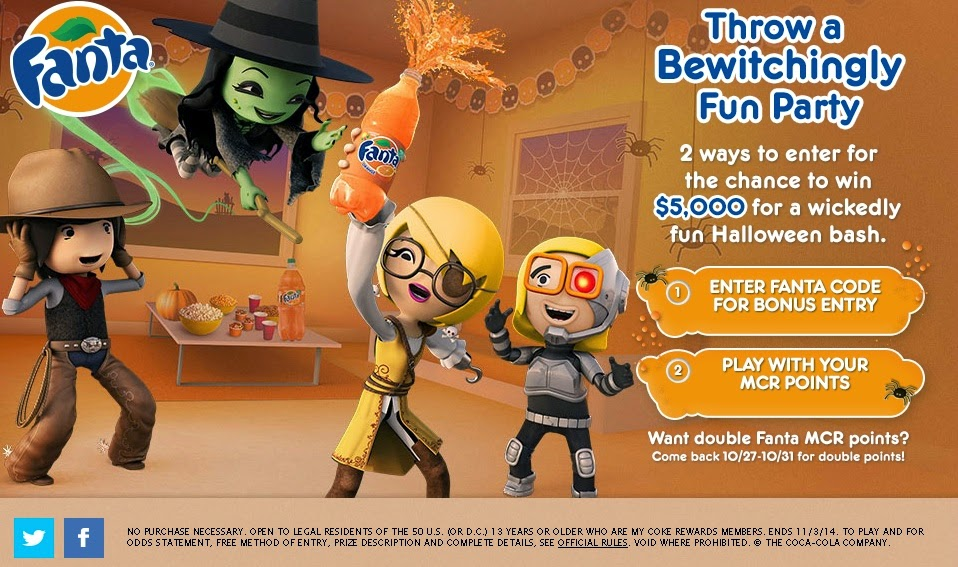 mycokerewards sweepstakes winners moongem comics countdown to halloween 2014 day 21 fanta 7044