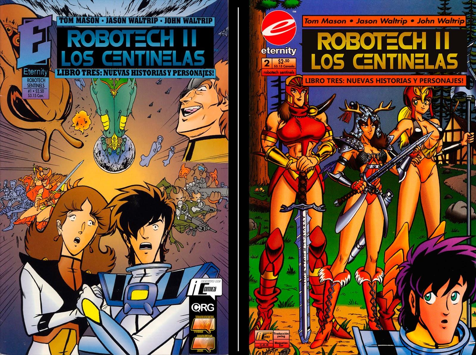 robotech 2 los centinelas