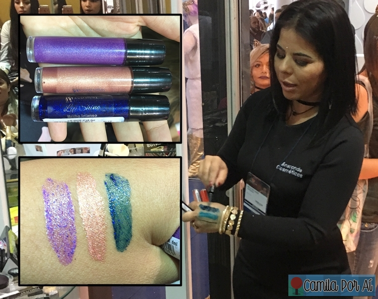 anaconda cosmeticos beauty fair