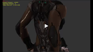 Free iCLotch - Reiko Suit Ghost in The Shell
