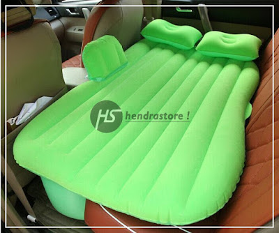 Kasur Angin Mobil Murah / Car Air Bed / Aero Bed Full Set