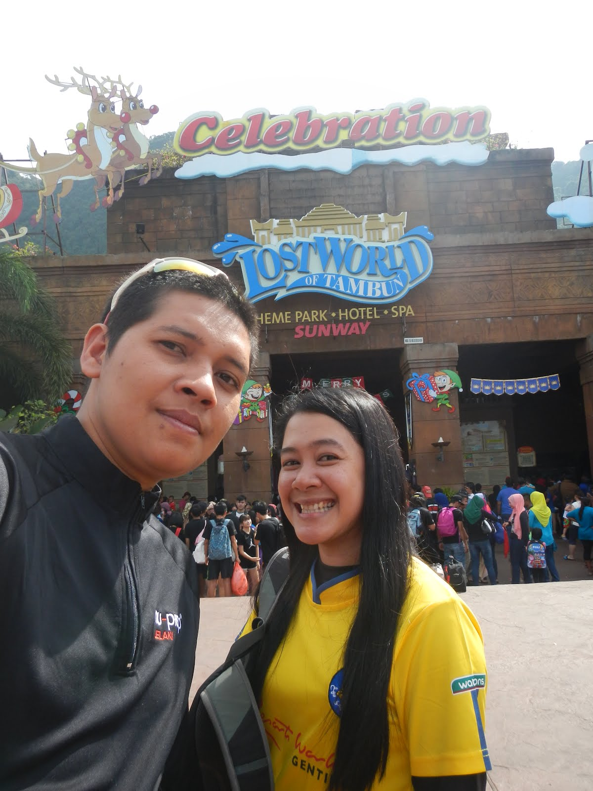 ♥Lost World of Tambun 2015♥