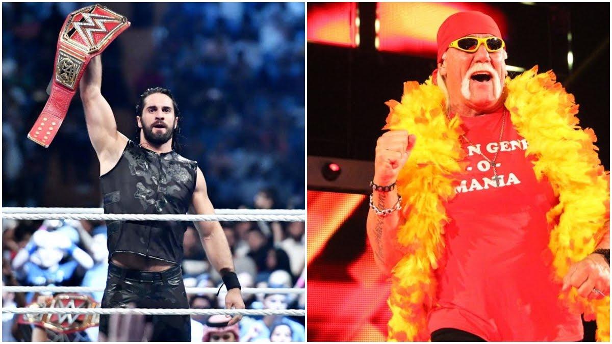 Seth Rollins desafia Hulk Hogan para a WrestleMania 37
