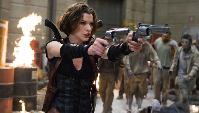 Trailer de Resident Evil 6: O Capitulo Final sai na próxima terça (9/8)