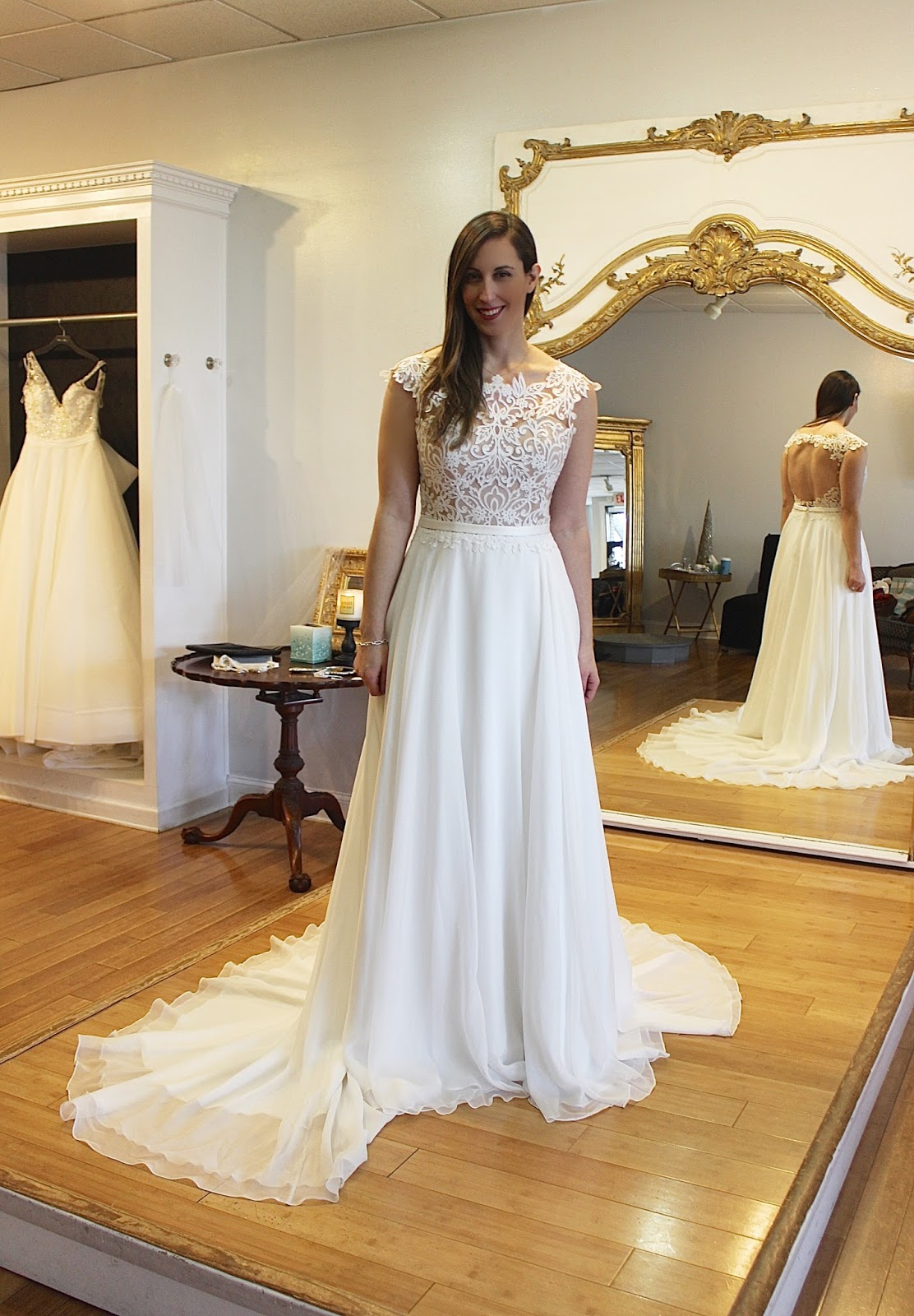 Wedding Gown Shopping with I Do I Do | FASHinNY