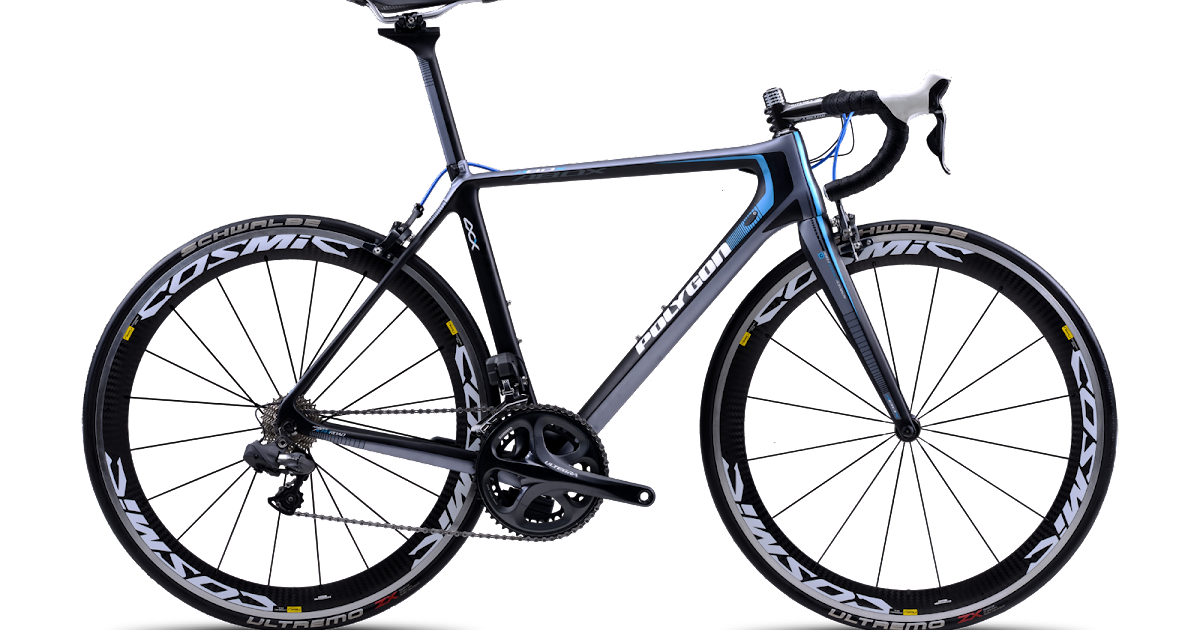 Harga Sepeda Polygon Road Race Helios A8X Series Dan