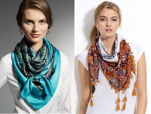 How to infinity wear scarves in summer forecast dress for everyday in 2019