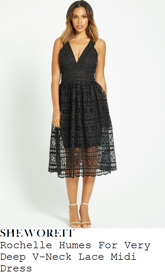 rochelle-humes-rochelle-humes-for-very-black-sheer-geometric-lace-overlay-sleeveless-cut-away-shoulder-plunge-front-high-waisted-scalloped-hem-prom-midi-dress