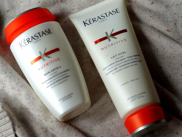 Kerastase Nutritive Hair Care