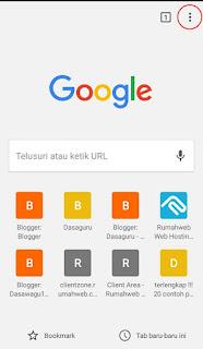 cara mengaktifkan google translate di crome android