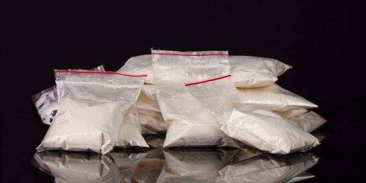 Saisie de 4 kg de cocaïne à l'aéroport Mohammed V de Casablanca.