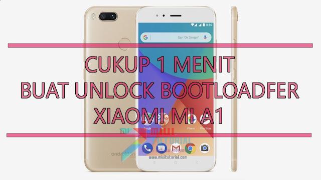 Bagaimana Cara Unlock Bootloader Xiaomi Mi A1? Apakah Harus Tunggu SMS Persetujuan Dulu? Stop Menunggu!
