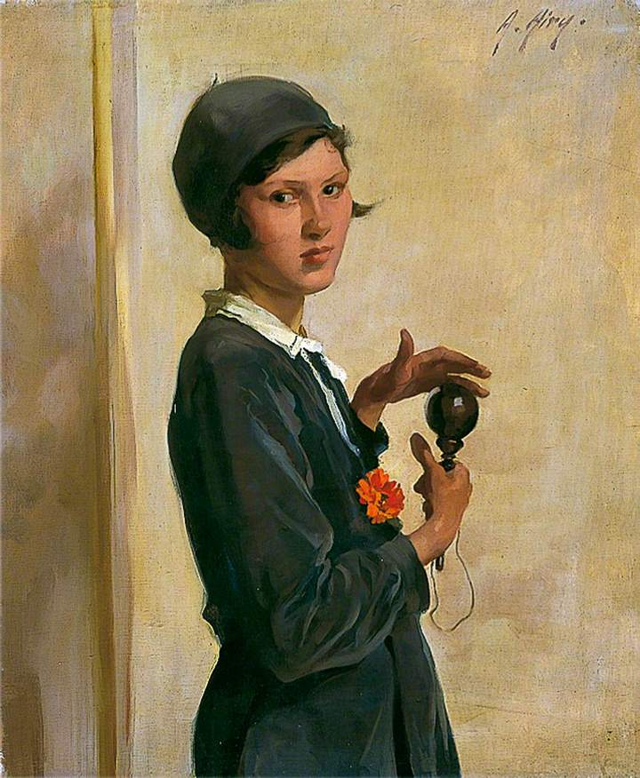 Greta. Anna Airy