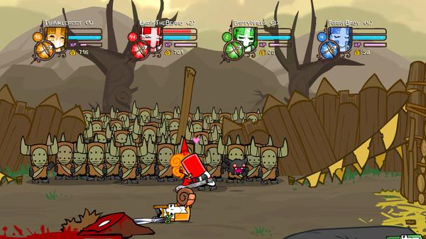 Castle Crashers PC Full Version Screenshot 2
